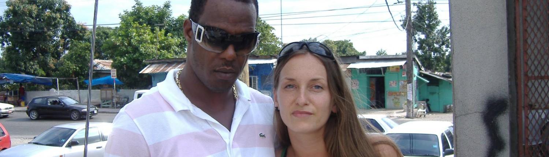 Michelle & Nitty Kutchie 2006