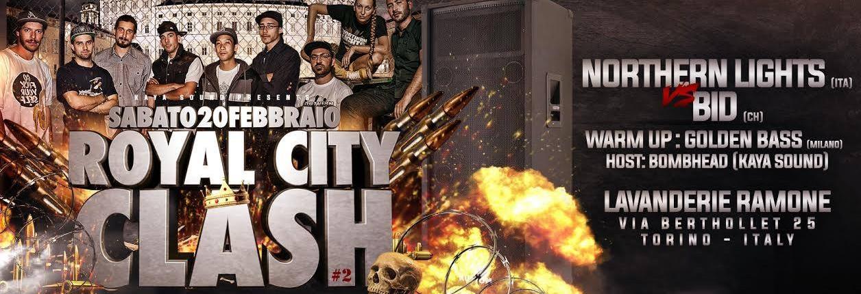 royal city clash 2016