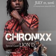 chronixx @ one love