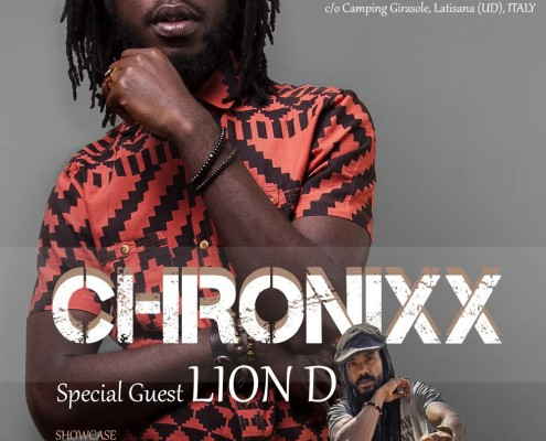 chronixx @ one love